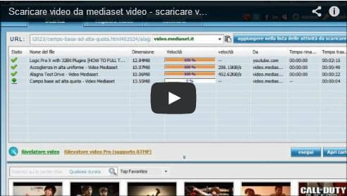 Video Da Mediaset Rivideo