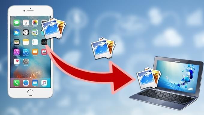 come scaricare tutte le foto di iphone su pc windows