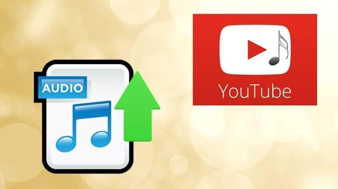 creare un email musica su youtube